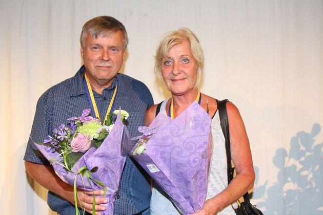 3:a ... Staffan och Lena Angermund, BK S:t Erik