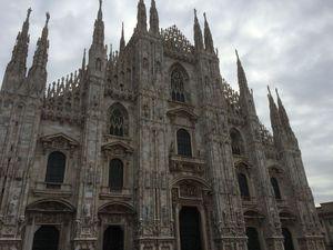 Katedralen i Milano (Doumo)